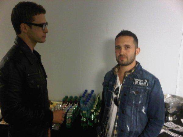 FNO Backstage