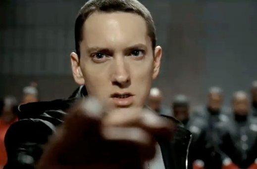 Eminem Au T�l�phone Pour Slaughterhouse A 106 & Park