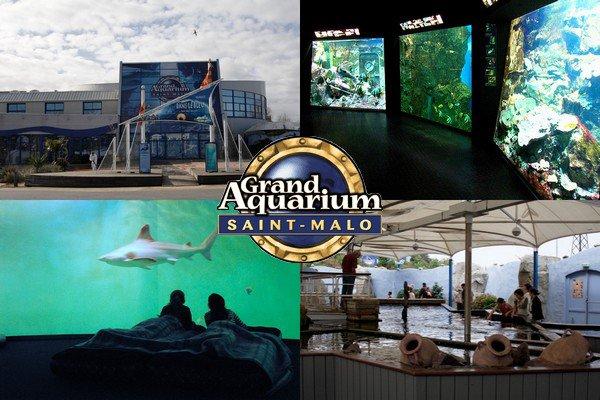 grand aquarium de malo les parcs d attractions fran 231 ais