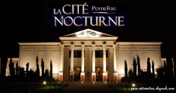 La cit nocturne les h tels du puy du fou les parcs d 39 attractions fra - Les hotels du puy du fou ...