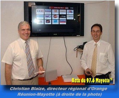 reunion mayotte orange lance l 39 internet illimit 2 m ga et la tv par satellite mayotte. Black Bedroom Furniture Sets. Home Design Ideas