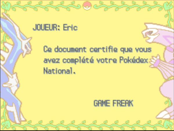 Pokémon Diamant et Perle