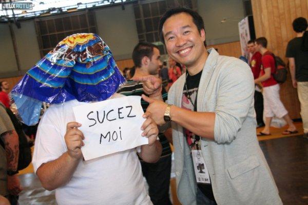 Japan Expo 2013 WTF !