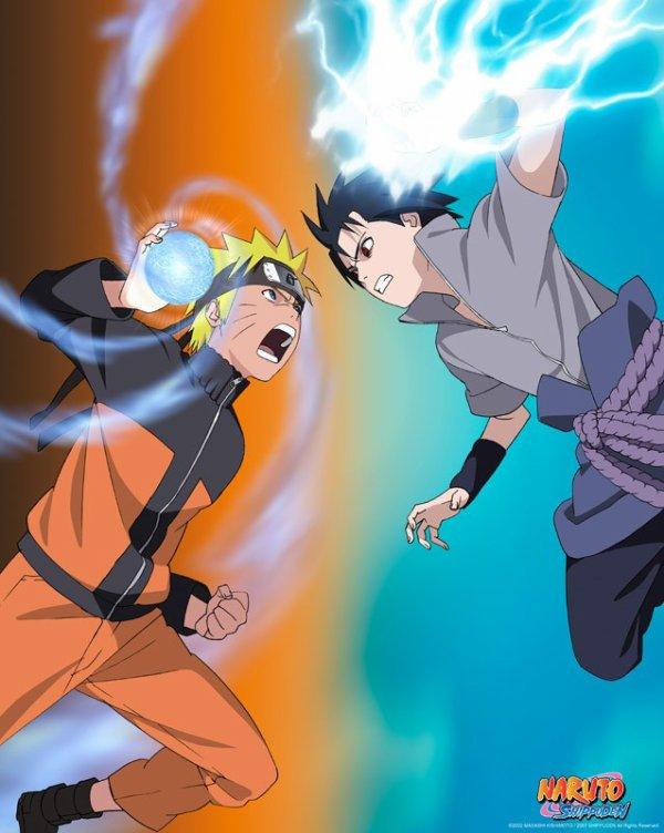 Naruto Arc Finale