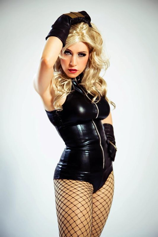 1day1cosplay : Black Canary