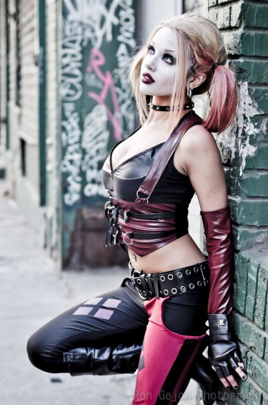 1day1cosplay : Harley Quinn