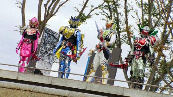 Kamen Rider Gaim : Energy Riders