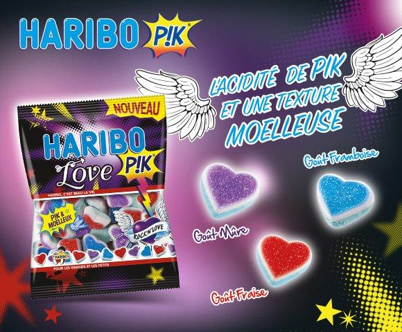 Haribo Love Pik : Une Tuerie !