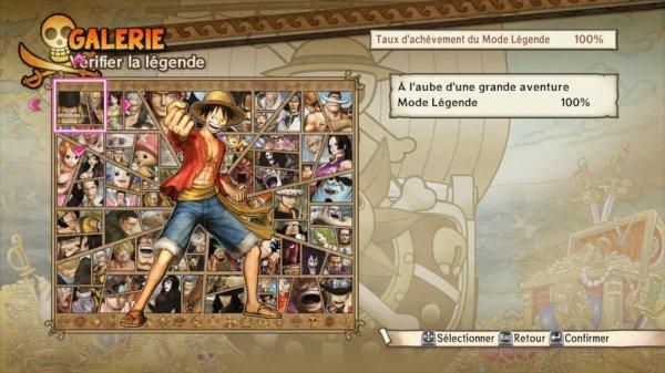 One Piece Pirate Warriors 3 Legende 100 %