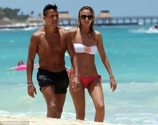 Alexis & Laia sont en vacances � Canc�n !