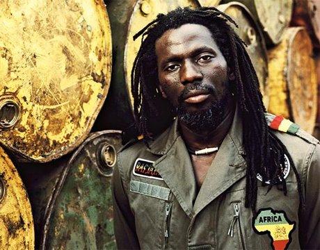 TIKEN JAH FAKOLY - AFRICAN REVOLUTION TOUR