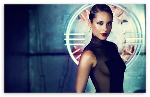"""New Day"" le nouveau single d'Alicia Keys"