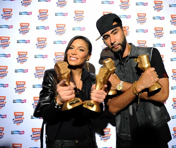 Trace Urban Music Awards : Les r�sultats