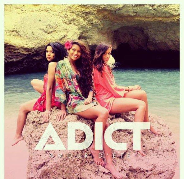 Gagne le tout nouveau single du groupe Adict !