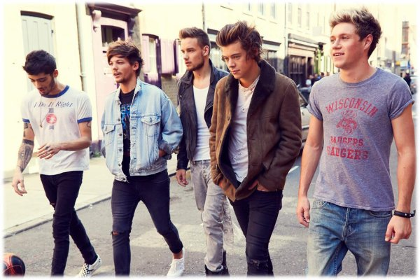 One Direction, les grands gagnants des MTV Europe Music Awards 2013