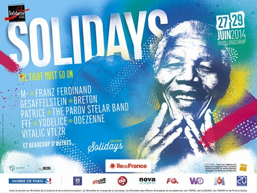 SOLIDAYS 2014