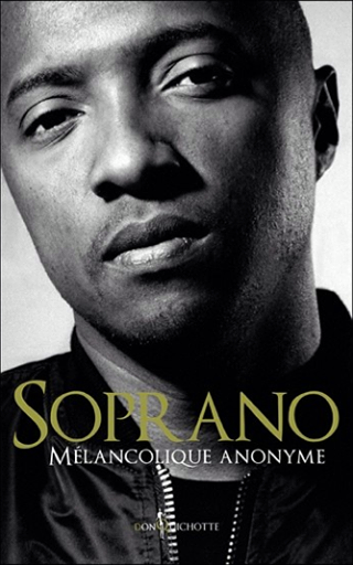 Soprano fait la B.O de son livre M�lancolique Anonyme