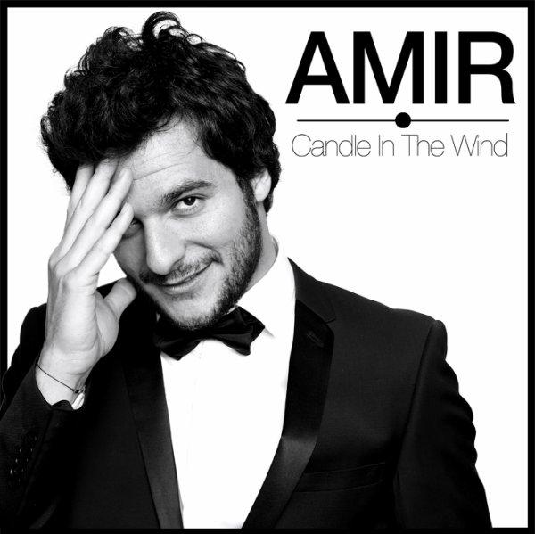 """Amir de The Voice dévoile son clip """"Candle In The Wind"""" !"""