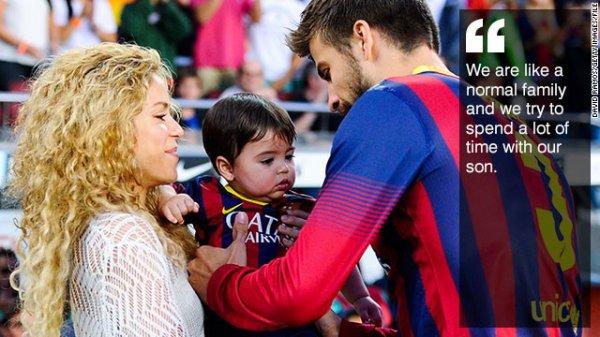 Shakira confirme enfin sa grossesse+ le sexe de son b�b� !