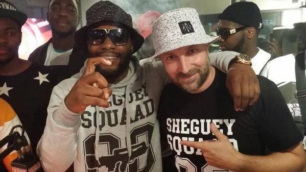 Gradur annonce la sortie de sa nouvelle mixtape à...Carrefour
