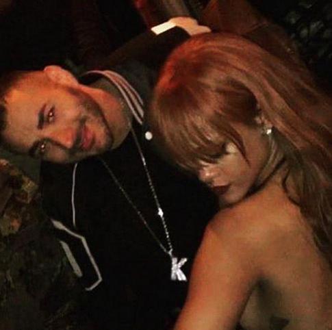 Rihanna & Benzema - Part 3