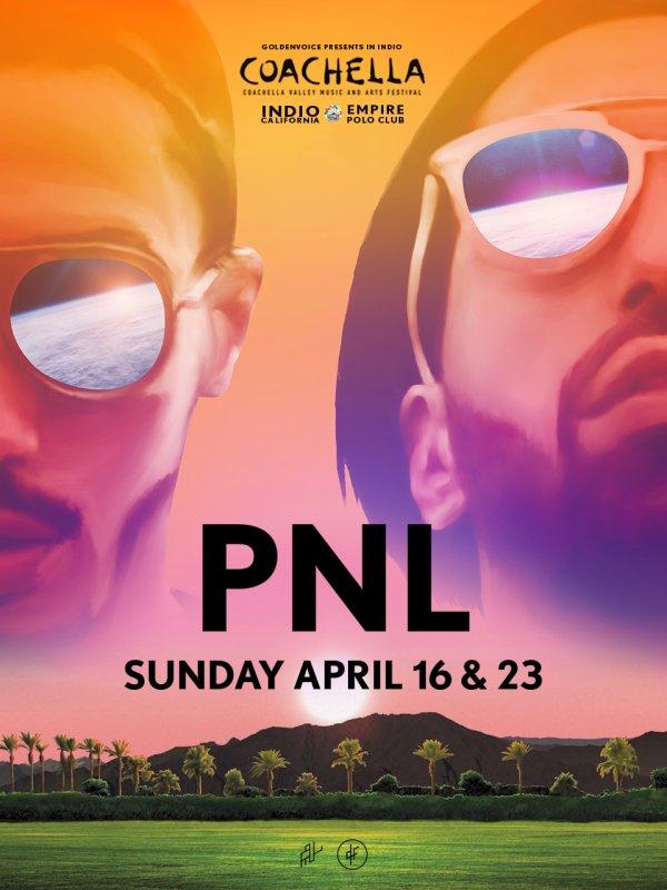 """PNL seront au festival américain """"Coachella"""" !"""