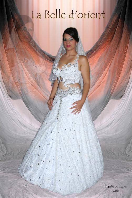 Location Robe de mariée tunisienne , keswa, robe de princesse , LA BELLE DORIENT,