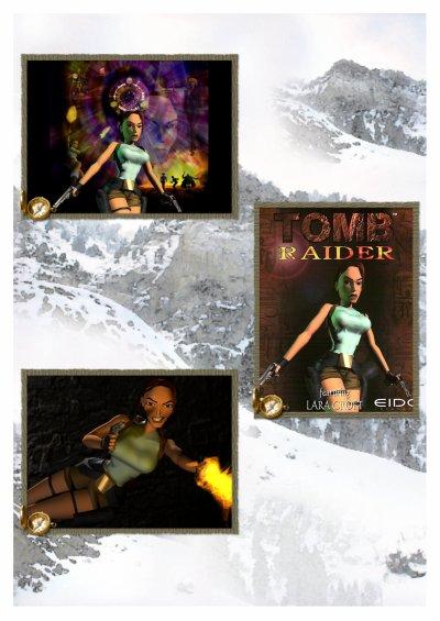 montage tomb raider 1