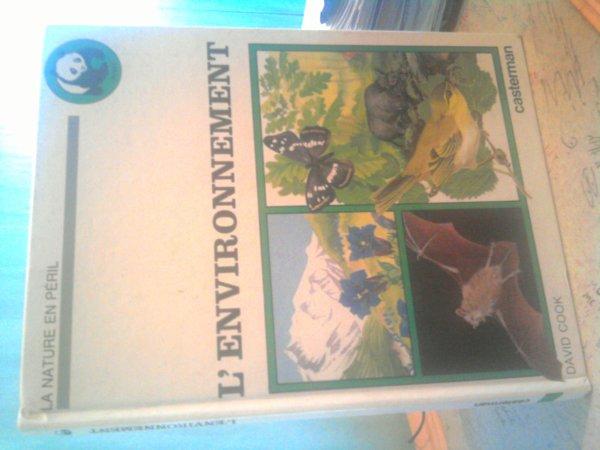 L'Environnement 1,5 �