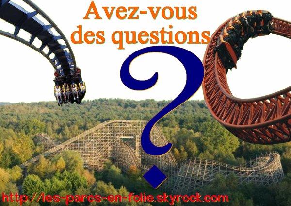 As-tu des questions ?