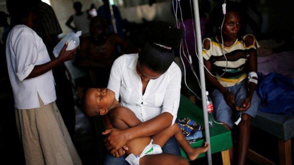 FIN DE VIE SUR TERRE  ORGANISEE  :L'ONU reconnaît que des Casques bleus ont introduit le choléra en Haïti  02/12/2016