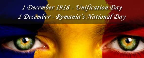 Proud to be Romanian!