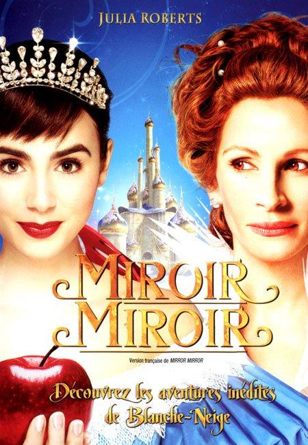 Film miroir miroir blanche neige trucs et conseille for Miroir miroir blanche neige