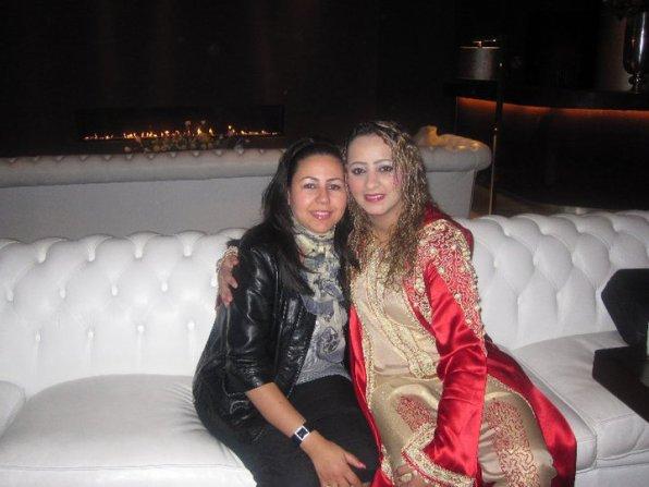zina daoudia et khadija mehana
