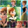 """COMPOSITION: """"Anna couronnement"""" :)"""