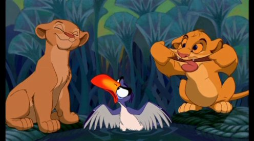 Walt Disney Pictures est fier de vous pr�senter...
