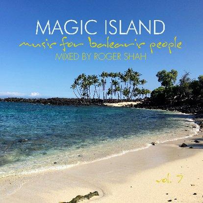 Roger Shah : Magic Island 7