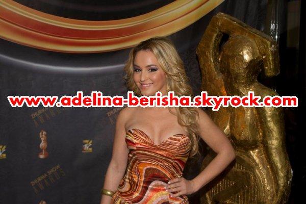 NEW2010-ADELINABERISHA-ZHURMA SHOW AWARDS-A PO JU PELQEN SHUME!!?
