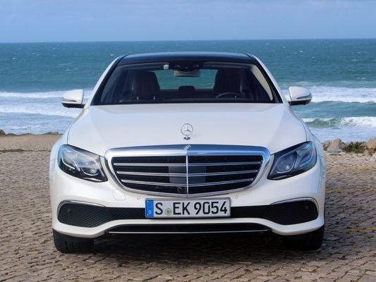 La Mercedes Classe E arrive en concession !