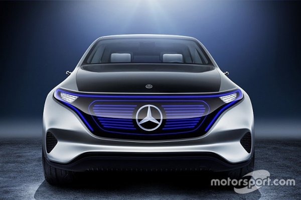 Mercedes veut devancer Tesla d'ici 10 ans .