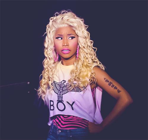 Nicky Minaj !!! - Blog de Swag--Style