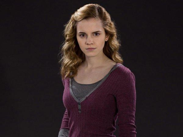 Hermione granger emma watson harry potter acteurs films divers - Qui est hermione granger ...