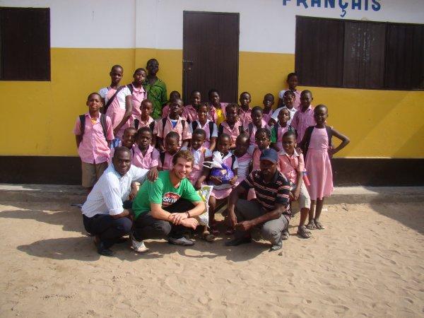 Témoignage d'Adrien en mission de soutien scolaire pour 1 mois