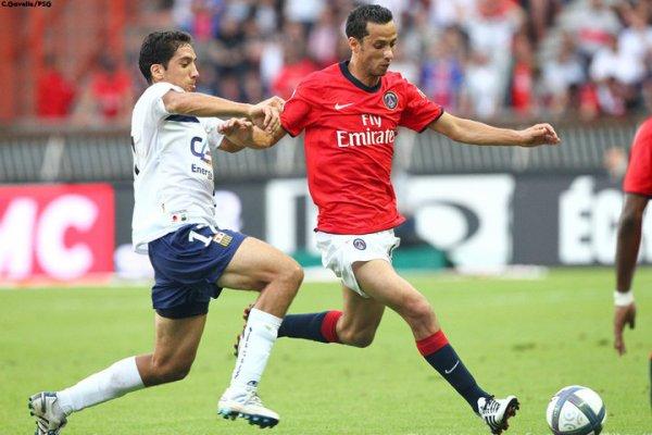 Seville 0-1 PSG