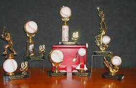 Professionally Designed Baseball Trophies