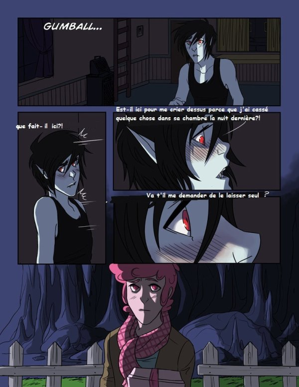 Gumball & Marshall Lee: Chapitre 2 - Partie 1