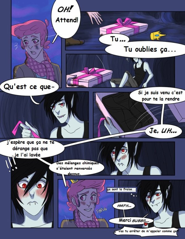 Gumball & Marshall Lee: Chapitre 2 - Partie 2