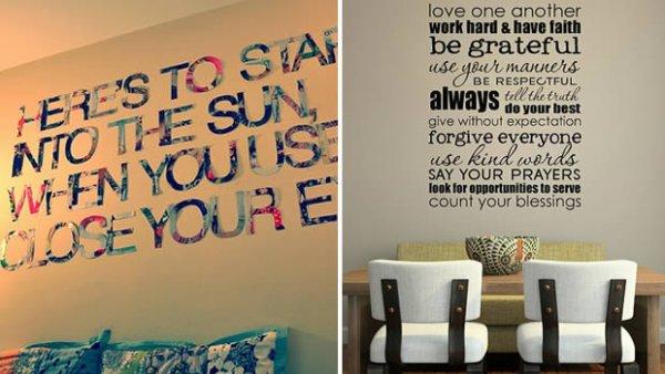 Salon Moderne Design Gris : Idée déco murale pour sa chambre  Des conseils mode, maquillage