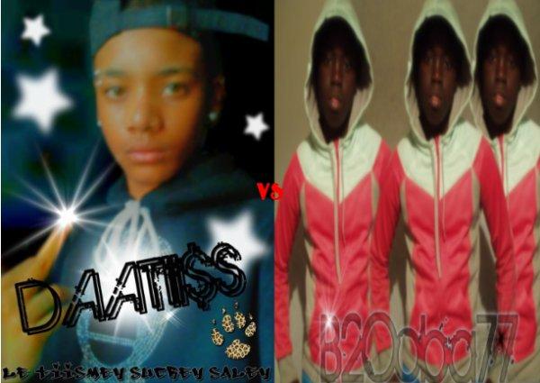 CONCOURS :::DATiSS VS B2O