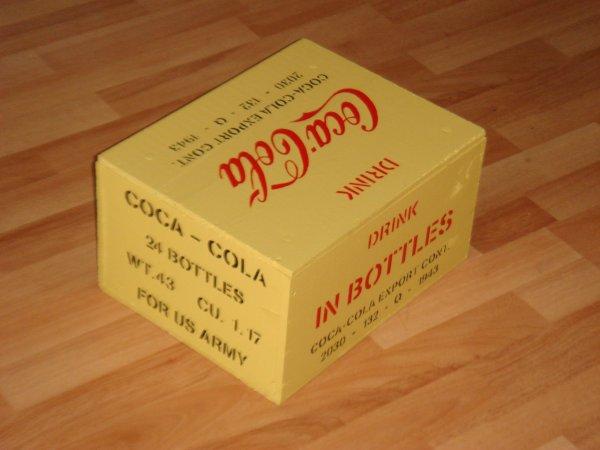 Commande de 4 caisses ( pour Dominique B. ) ....